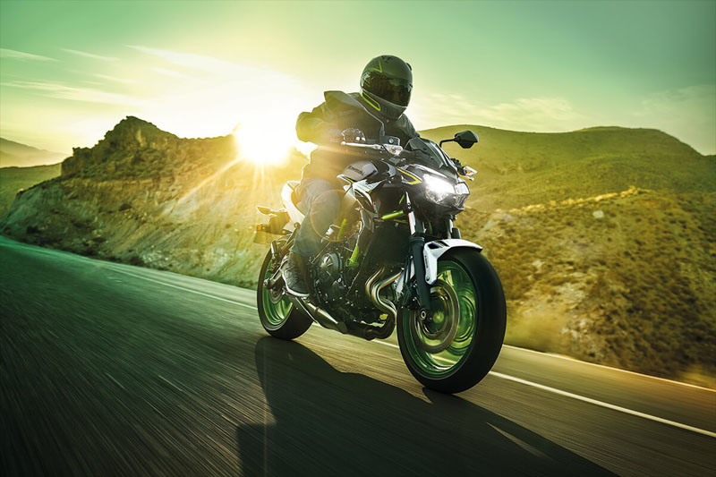 2021 Kawasaki Z650 ABS in San Jose, California - Photo 11