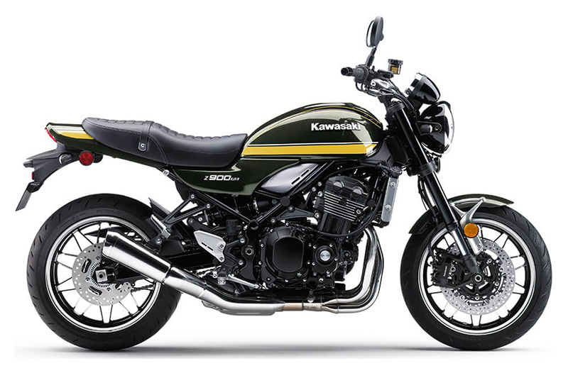 2021 Kawasaki Z900RS in Fort Pierce, Florida - Photo 1