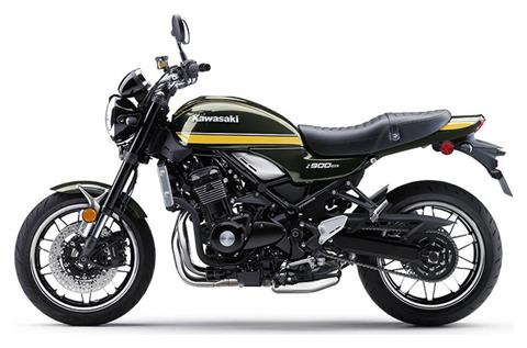 2021 Kawasaki Z900RS in Fort Pierce, Florida - Photo 2