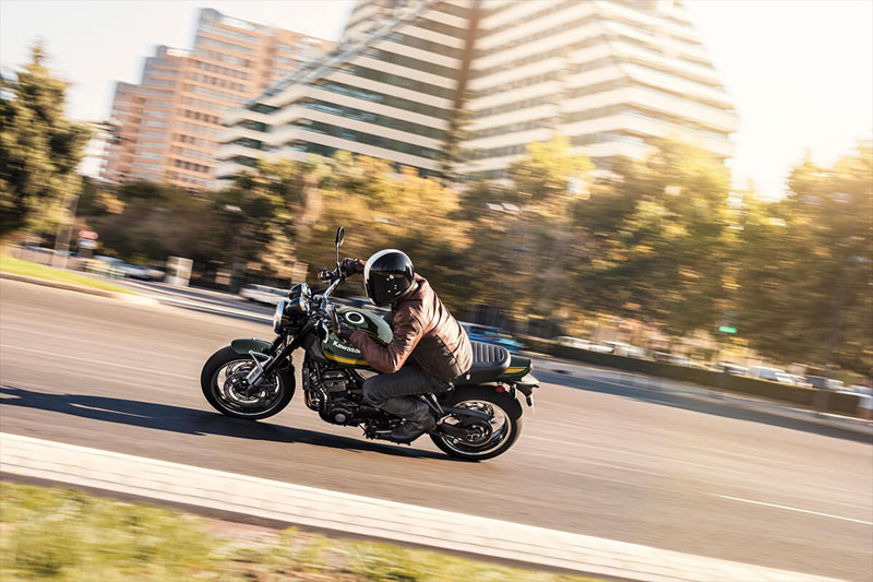 2021 Kawasaki Z900RS in North Reading, Massachusetts - Photo 8