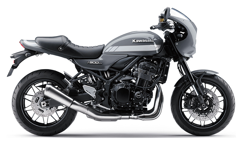 2021 Kawasaki Z900RS Cafe in Jamestown, New York - Photo 1