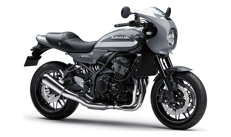 2021 Kawasaki Z900RS Cafe in Stuart, Florida - Photo 3
