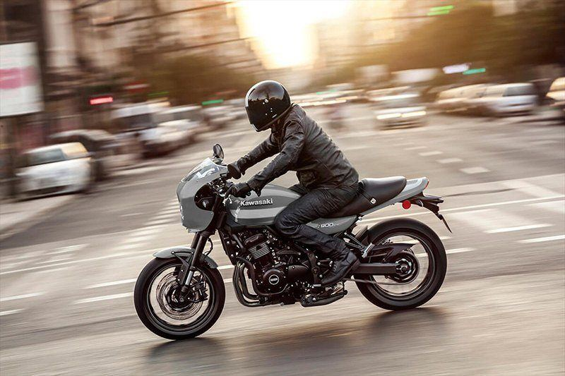2021 Kawasaki Z900RS Cafe in San Jose, California - Photo 4