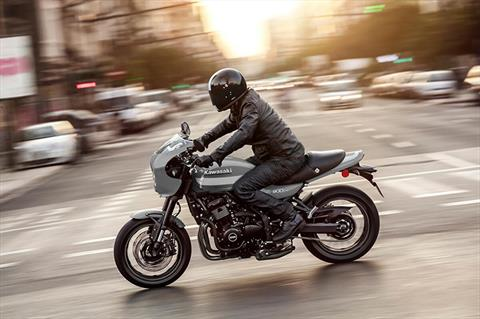 2021 Kawasaki Z900RS Cafe in Sacramento, California - Photo 4