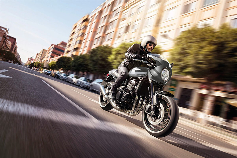 2021 Kawasaki Z900RS Cafe in San Jose, California - Photo 5