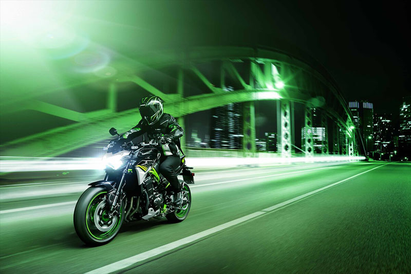 2021 Kawasaki Z900 ABS in Bellingham, Washington - Photo 4