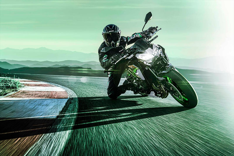 2021 Kawasaki Z900 ABS in Bellevue, Washington - Photo 9