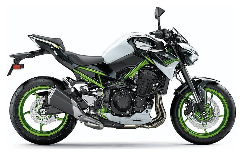 2021 Kawasaki Z900 ABS in Sauk Rapids, Minnesota - Photo 1