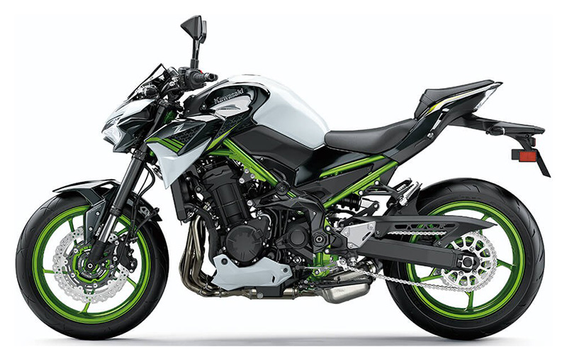 2021 Kawasaki Z900 ABS in Hialeah, Florida - Photo 2