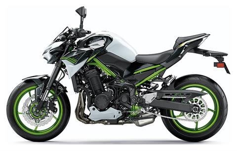2021 Kawasaki Z900 ABS in Sauk Rapids, Minnesota - Photo 2