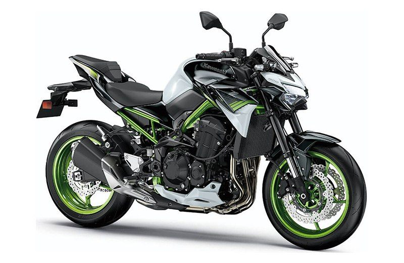2021 Kawasaki Z900 ABS in Albuquerque, New Mexico