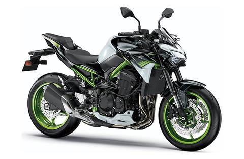 2021 Kawasaki Z900 ABS in Eureka, California - Photo 3