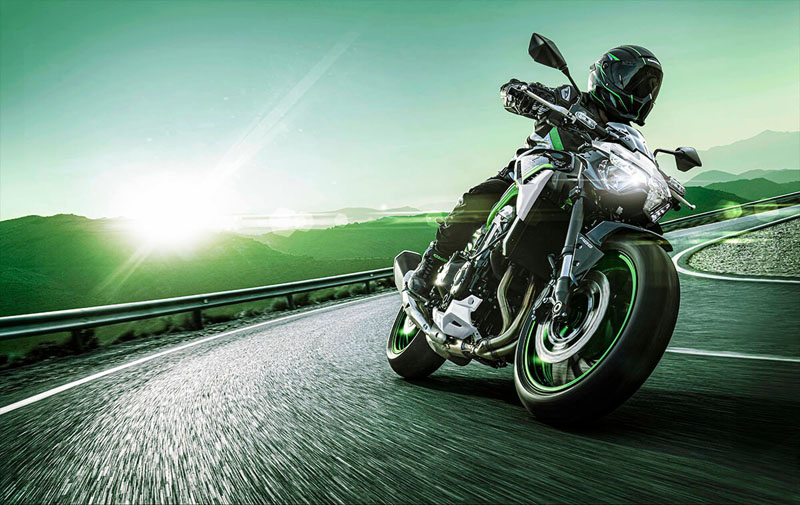 2021 Kawasaki Z900 ABS in Butte, Montana - Photo 10