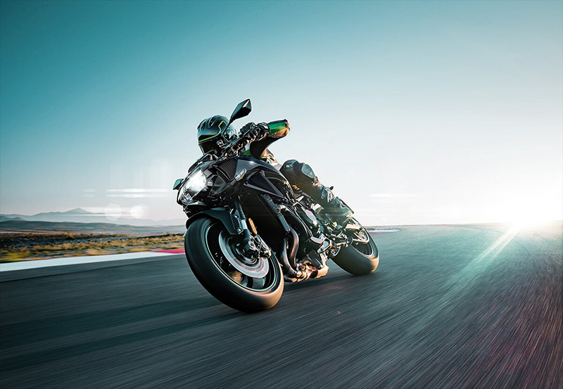 2021 Kawasaki Z H2 in Hollister, California - Photo 4