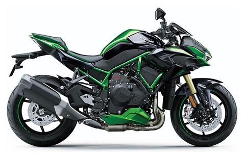 2021 Kawasaki Z H2 SE in Plymouth, Massachusetts
