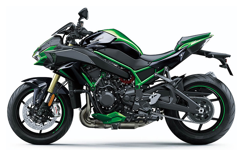 2021 Kawasaki Z H2 SE in Bakersfield, California - Photo 2