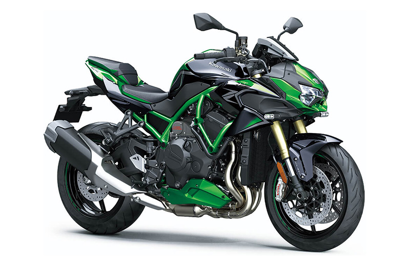 2021 Kawasaki Z H2 SE in North Reading, Massachusetts - Photo 3