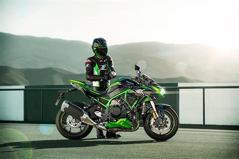 2021 Kawasaki Z H2 SE in North Reading, Massachusetts - Photo 6