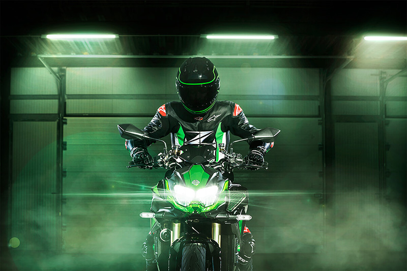 2021 Kawasaki Z H2 SE in North Reading, Massachusetts - Photo 7