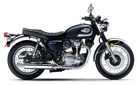2021 Kawasaki W800 in Asheville, North Carolina