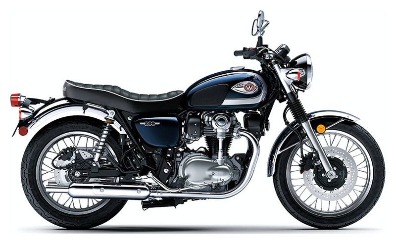 2021 Kawasaki W800 in Greenville, North Carolina - Photo 1