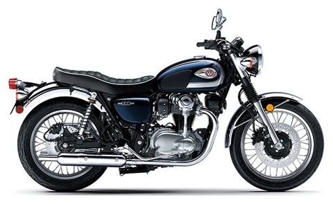 2021 Kawasaki W800 in Marlboro, New York - Photo 1