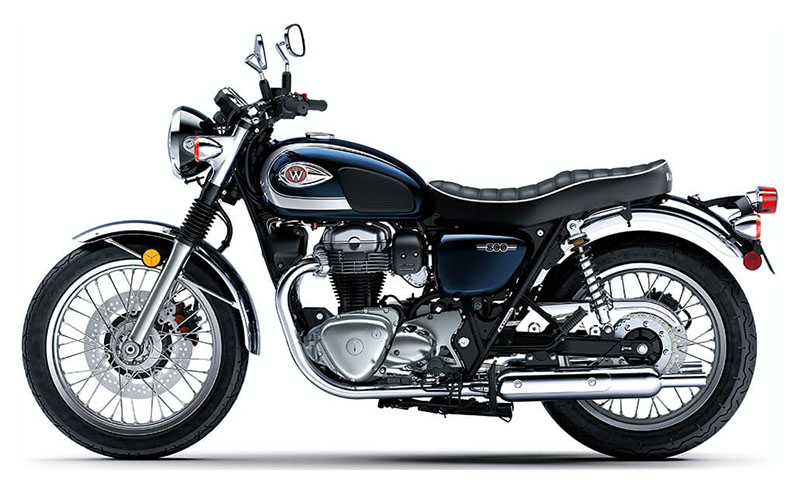2021 Kawasaki W800 in Greenville, North Carolina - Photo 2