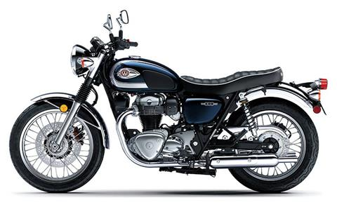 2021 Kawasaki W800 in Starkville, Mississippi - Photo 2