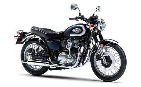2021 Kawasaki W800 in Starkville, Mississippi - Photo 3