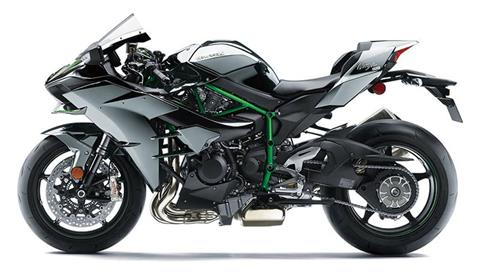 2021 Kawasaki Ninja H2 in North Reading, Massachusetts - Photo 2