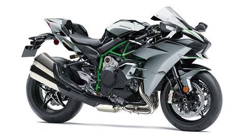 2021 Kawasaki Ninja H2 in San Jose, California - Photo 3