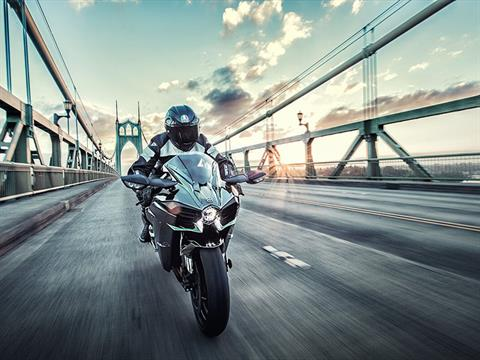 2021 Kawasaki Ninja H2 in Waterbury, Connecticut - Photo 5