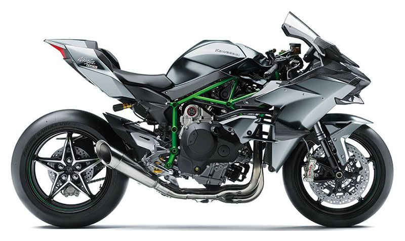 2021 Kawasaki Ninja H2 R in Jamestown, New York - Photo 1