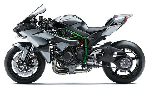 2021 Kawasaki Ninja H2 R in Plymouth, Massachusetts - Photo 2