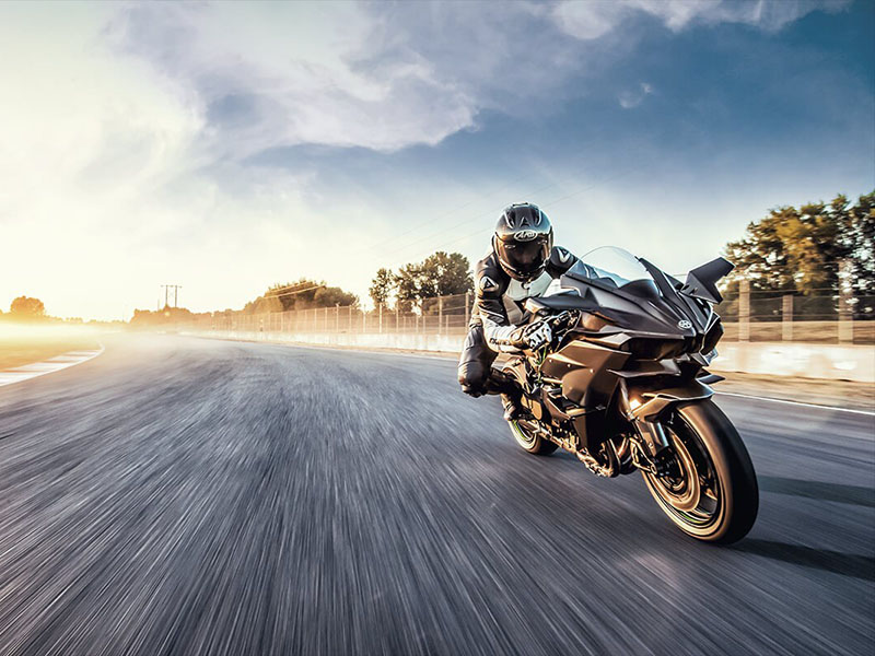 2021 Kawasaki Ninja H2 R in Laurel, Maryland