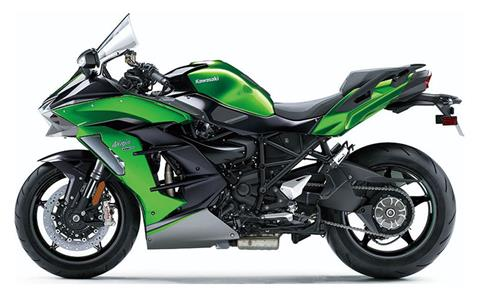 2021 Kawasaki Ninja H2 SX SE+ in Mount Pleasant, Michigan - Photo 2