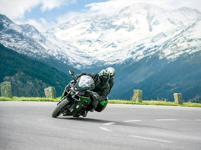 2021 Kawasaki Ninja H2 SX SE+ in Harrisonburg, Virginia - Photo 5