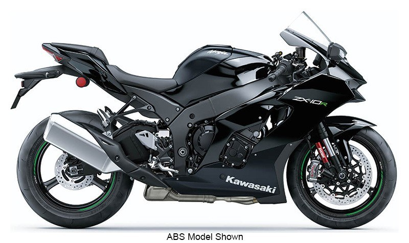 2021 Kawasaki Ninja ZX-10R in South Paris, Maine - Photo 1