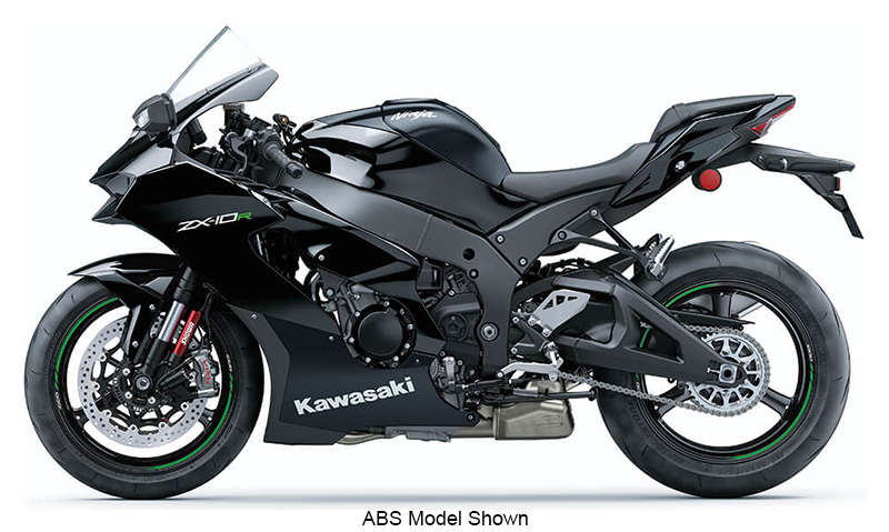 2021 Kawasaki Ninja ZX-10R in Plymouth, Massachusetts - Photo 2