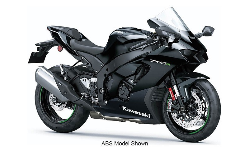 2021 Kawasaki Ninja ZX-10R in Plymouth, Massachusetts - Photo 3