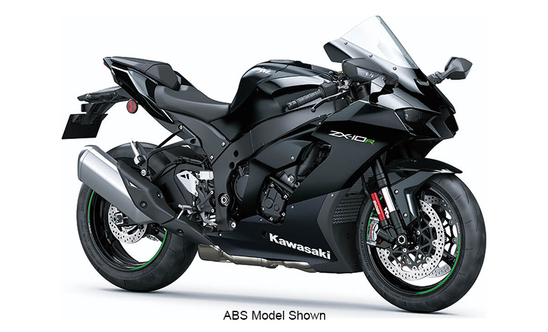 2021 Kawasaki Ninja ZX-10R in North Reading, Massachusetts - Photo 3