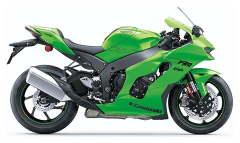 2021 Kawasaki Ninja ZX-10RR in Dimondale, Michigan