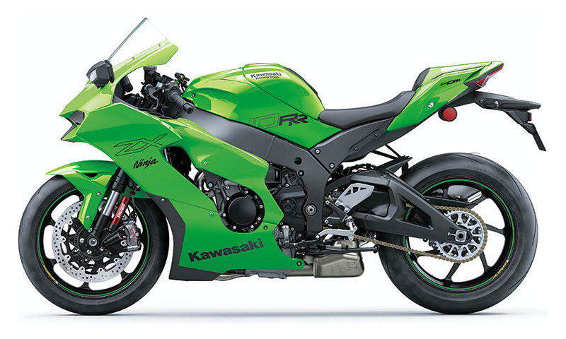 2021 Kawasaki Ninja ZX-10RR in Woonsocket, Rhode Island - Photo 2