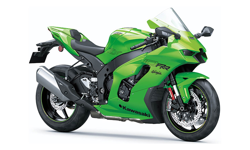 2021 Kawasaki Ninja ZX-10RR in Tarentum, Pennsylvania - Photo 3