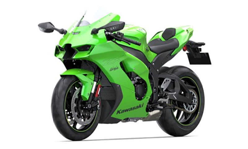 2021 Kawasaki Ninja ZX-10RR in Tarentum, Pennsylvania - Photo 4