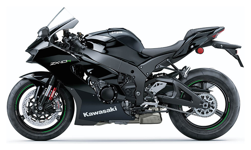 2021 Kawasaki Ninja ZX-10R ABS in Moses Lake, Washington - Photo 2