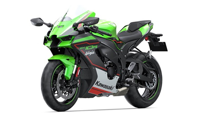 2021 Kawasaki Ninja ZX-10R ABS KRT Edition in Woodstock, Illinois - Photo 4