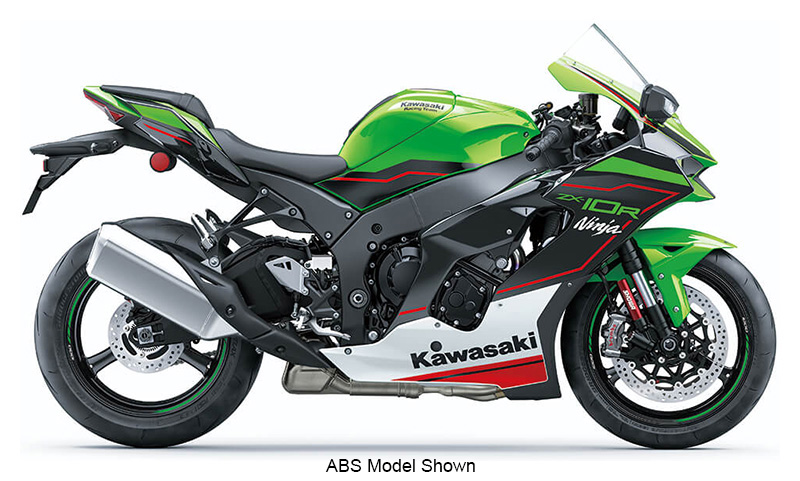 2021 Kawasaki Ninja ZX-10R KRT Edition in Columbus, Ohio - Photo 1