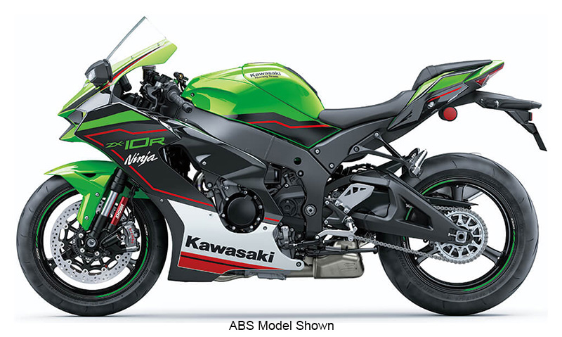 2021 Kawasaki Ninja ZX-10R KRT Edition in Gaylord, Michigan - Photo 2