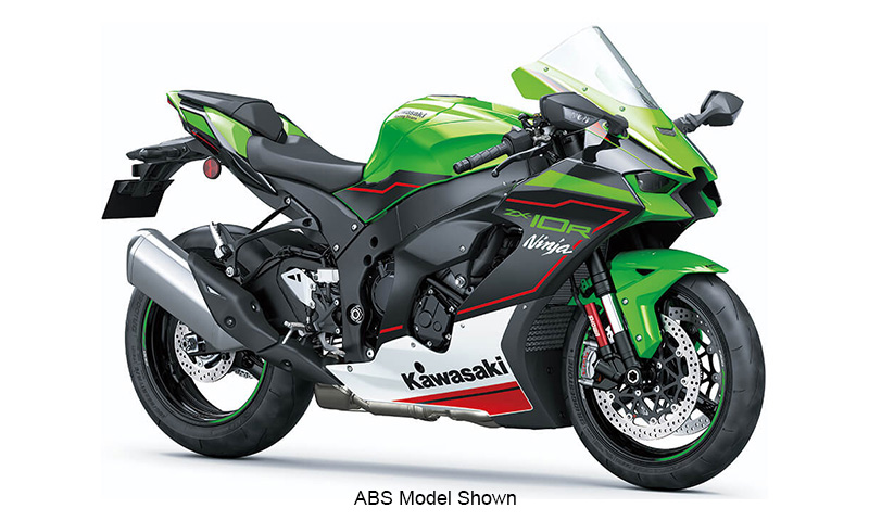 2021 Kawasaki Ninja ZX-10R KRT Edition in Laurel, Maryland - Photo 3